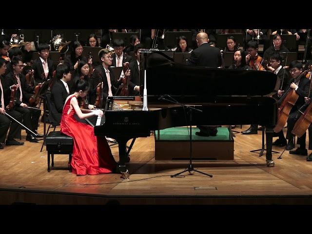 鋼琴協奏 Piano Concerto 柏格尼尼主題狂想曲作品43號選段
