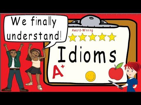 Idioms | Award