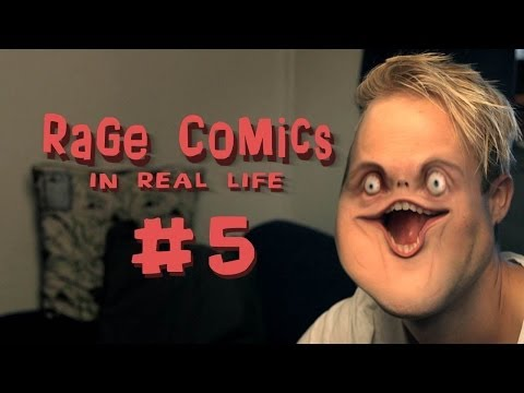 Rage Comics - In Real Life 5
