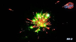 Фейерверк Триумф (SU-2)(Фейерверк Триумф (SU-2), описание: выстреливает разноцветными эффектами сопровождающимися треском и мерцани..., 2013-10-28T07:23:00.000Z)