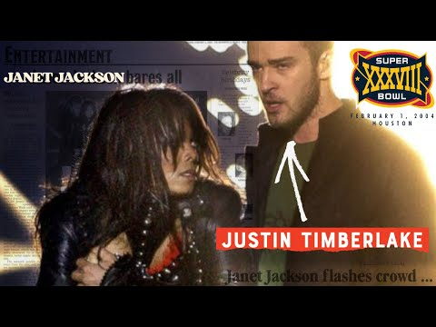 How Justin Timberlake Escaped #NippleGate