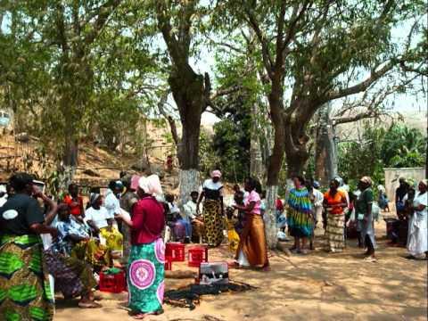 4ª parte - Fotos -  14 anos de igreja Angola