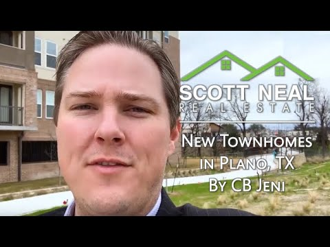 New Townhomes At Heritage Creekside By CB Jeni In Plano, TX