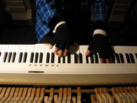 Christmas Medley Ragtime Robert Disneyland Resort 11-29