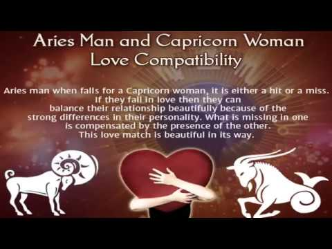 Aries man sexual compatibility