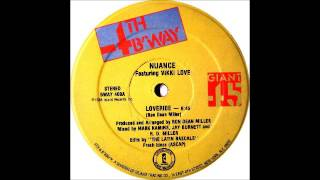 NUANCE Featuring VIKKI LOVE - Loveride [HQ]