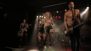 Barb Wire Dolls - Fade Away (New Song) Wiesbaden