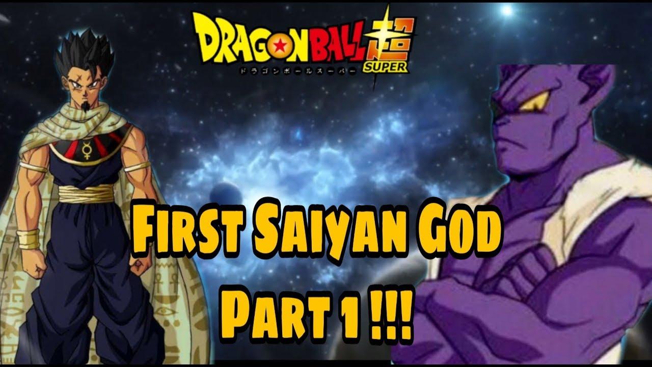 Download First Saiyan God & Beerus Home Planet | Dragon Ball Infinity Part 1 (HINDI)