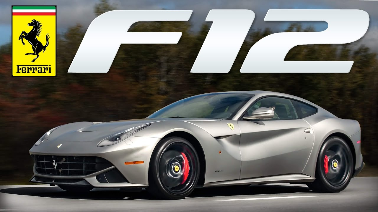 Terrifying Ferrari F12 Berlinetta Review Youtube