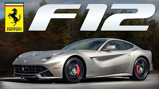 TERRIFYING! Ferrari F12 Berlinetta Review