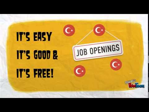 Jobs in Turkey | Search Turkey Jobs on TurkeyTalent.Com