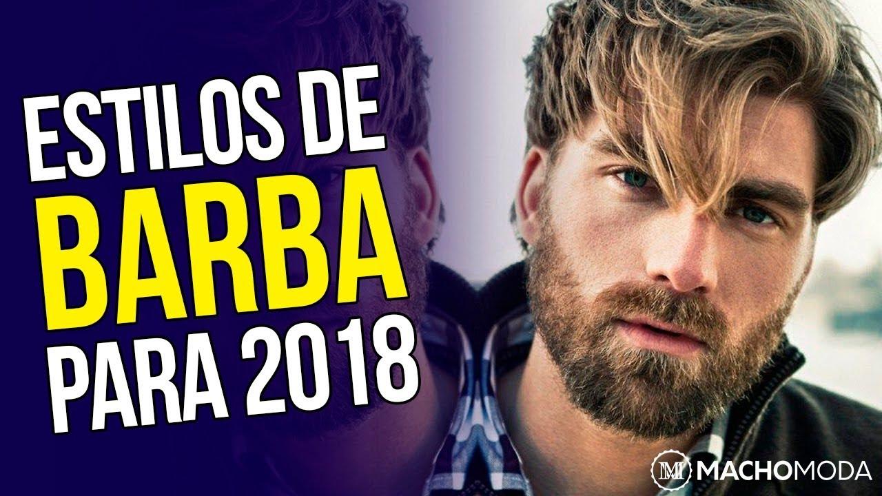 Os ESTILOS DE BARBA para 2018 - Tendências Masculinas  34 💈. machomoda 87f0c0c290