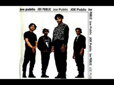 Joe Public -Live and Learn Funkymix