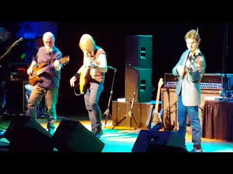 'Go For Baroque' - Live Dixie Dregs 2018