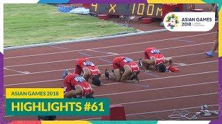 Asian Games 2018 Highlights #61