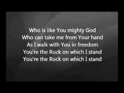 Chris Tomlin - My Deliverer with Lyrics