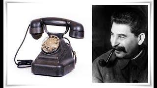 телефонный разговор Сталина - Сталин - Citadel TV 21