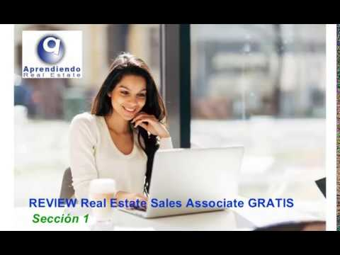 Review Real Estate Sales Associate GRATIS