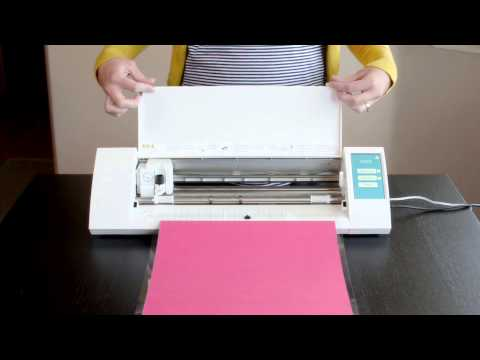 Setting up your Silhouette CAMEO®