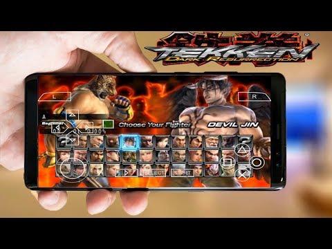 Tekken 5 Dark Resurrection | Android Game Download & Install
