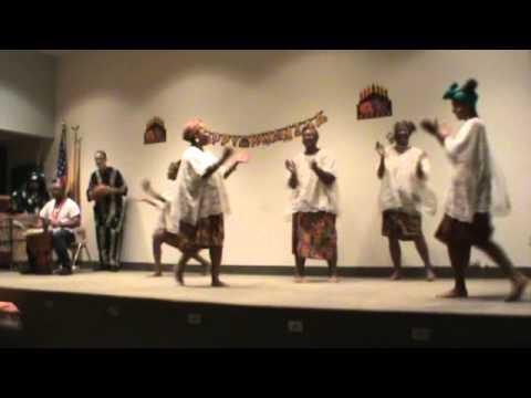 Atlantic City Library 25th annual Kwanzaa celebration