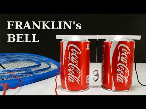 How to make Franklin Bells – Cool Experiment