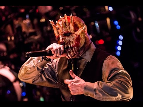 Mushroomhead - Qwerty HD (April 08 2015 - Hollywood CA) by Kanon Madness