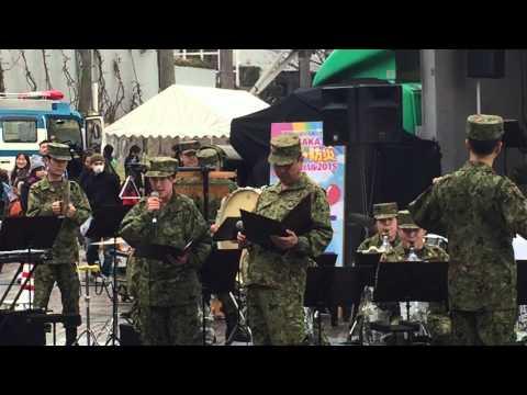 陸上自衛隊の歌?