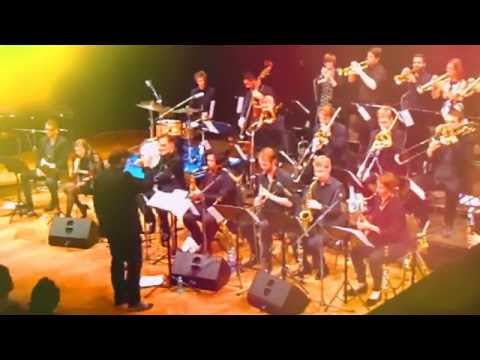 "Euroradio Jazz Orchestra 2, ""Jazz Goes To Town Festival"", Hradec Králové, 2014"