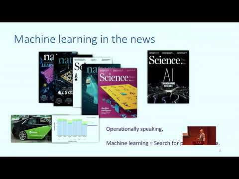 Machines: How Do They Learn and Where Are They Headed?