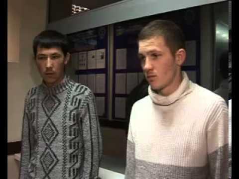 Узбек и Русский прикол