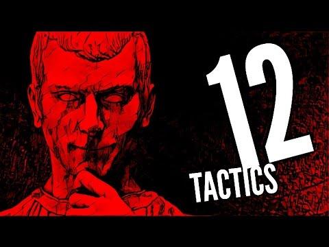 Machiavelli Niccolo..12 Tactics to Maximize your Strategy!!!(ART OF WAR).