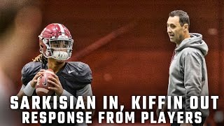 How Tide is reacting to Sarkisian