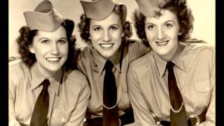 Watch Andrews Sisters The Windmill Song video
