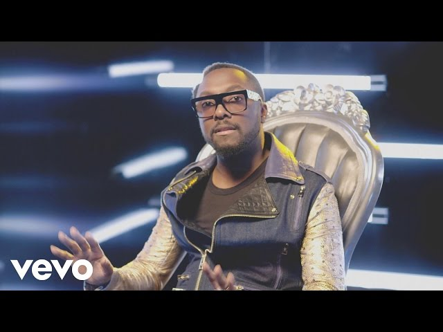 will.i.am - #VevoCertified, Pt. 6: Scream & Shout (will.i.am Commentary)