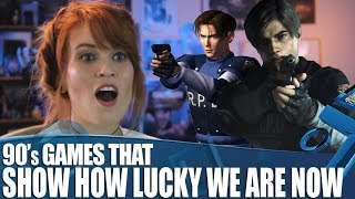 90's Games That Show How Lucky We Are Now