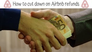 Gambar cover Airbnb Host Tips - How to cut down on Airbnb refunds