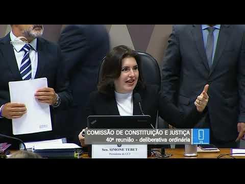 CCJ – Votações - TV Senado ao vivo - 14/08/2019
