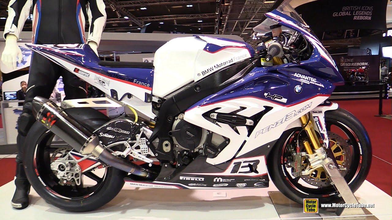 2016 bmw s1000rr hp4 racing bike walkaround 2015 salon de la moto paris youtube. Black Bedroom Furniture Sets. Home Design Ideas