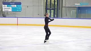 Соревнования по фигурному катанию на коньках посвященные Международному дню музыки День 2