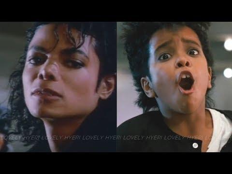 "Michael Jackson - Bad (Official Video) vs ""Badder"" MoonWalker(Kids VERSION)"