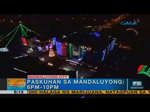 Unang Hirit: Paskotitap na Mandaluyong City Hall, papasyalan ng UH!