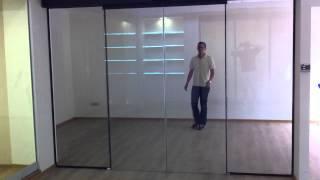 Автоматические стеклянные двери(Автоматические стеклянные двери - неотъемлемый атрибут современного торгового комплекса или делового..., 2013-08-27T09:47:32.000Z)