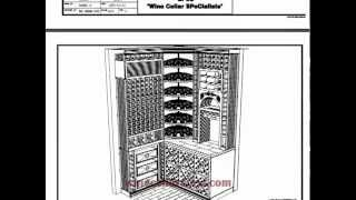 Dallas Fort Worth Custom Wine Cellars - Westlake Tx - Part 1