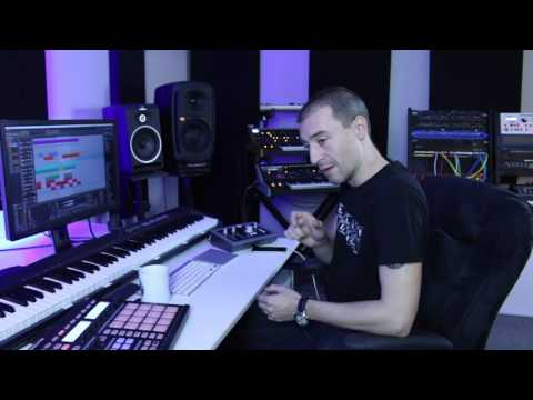 Reverse Atmosphere Music Production Trick | DOM KANE VLOG 003
