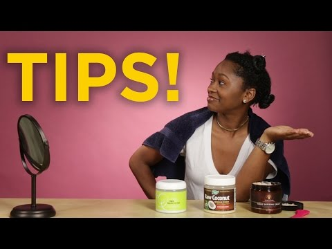 Are You Moisturizing Your Natural Curls Properly?