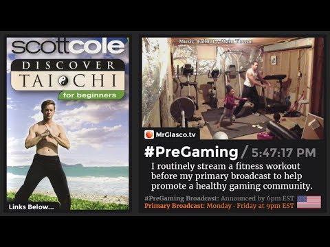 💪 #PreGaming: Scott Cole Tai Chi Workout DVD