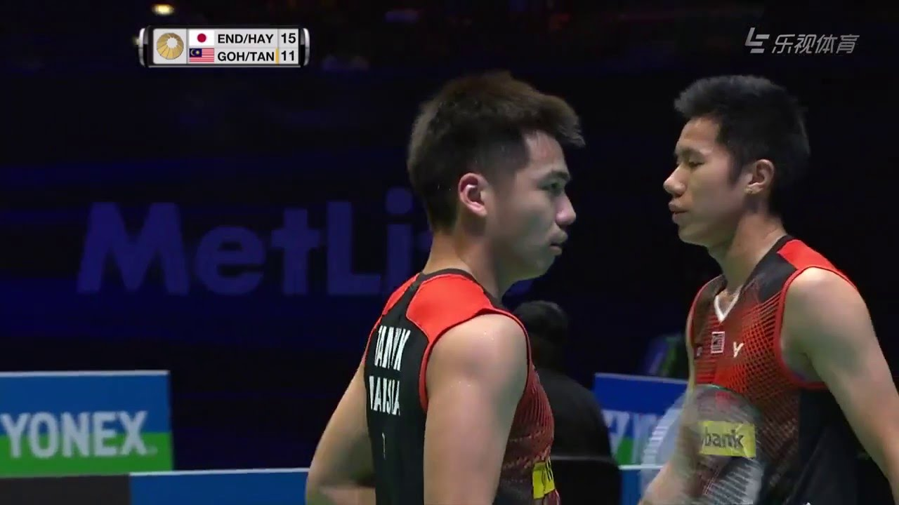 2016 All England SF Goh V Shem Tan Wee Kiong vs Kenichi
