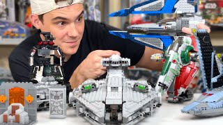LEGO Star Wars Summer 2021 WAVE REVIEW! (Ultimate Buyers Guide)