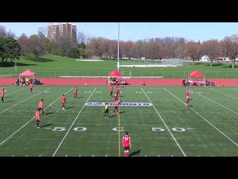 13/05/2018 - L1OM - Toronto Skillz FC vs Alliance United FC